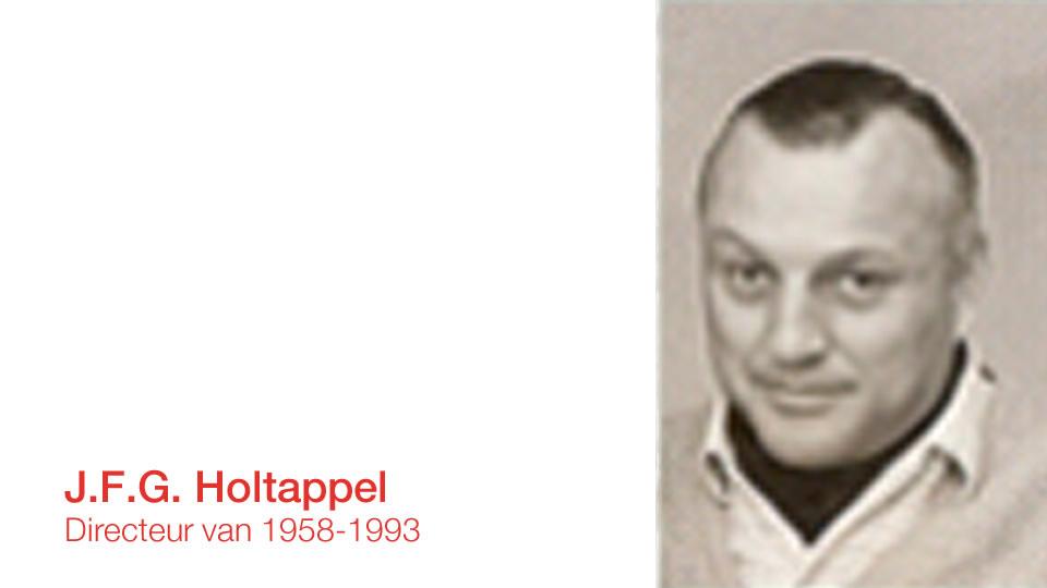 J.F.G Holtappel