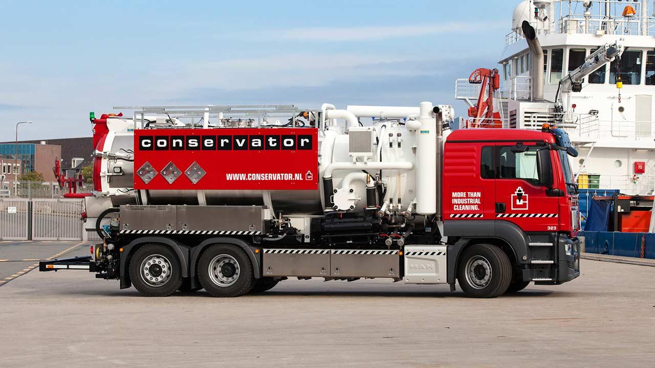 Conservator Group - Ecovac