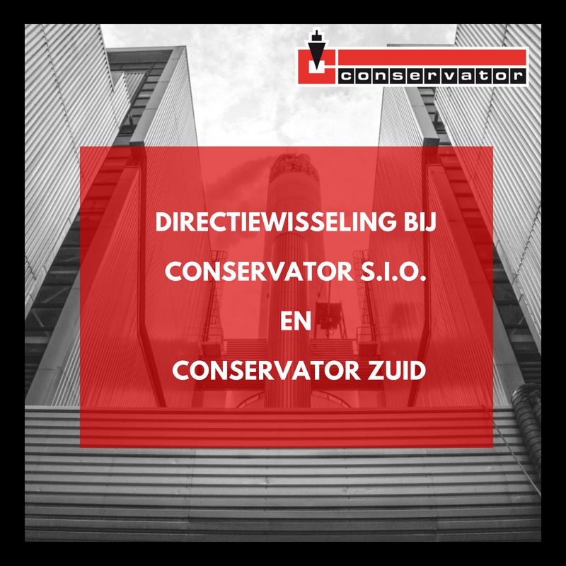 Directiewisseling Conservator S.I.O. En Conservator Zuid